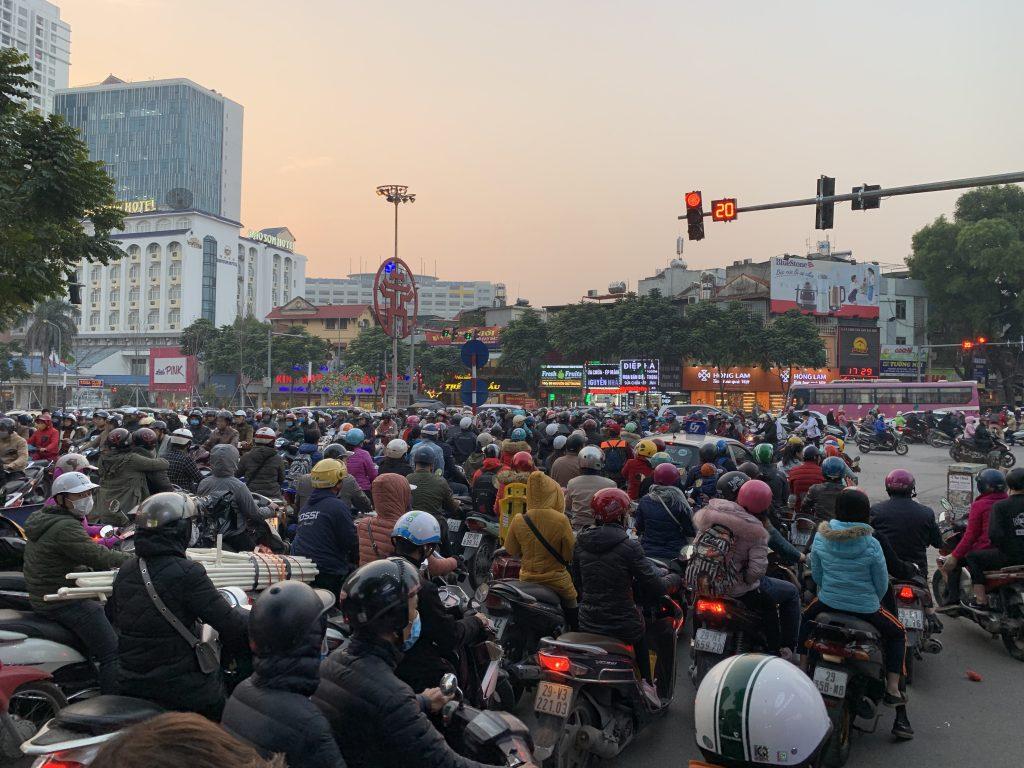 ベトナム出張