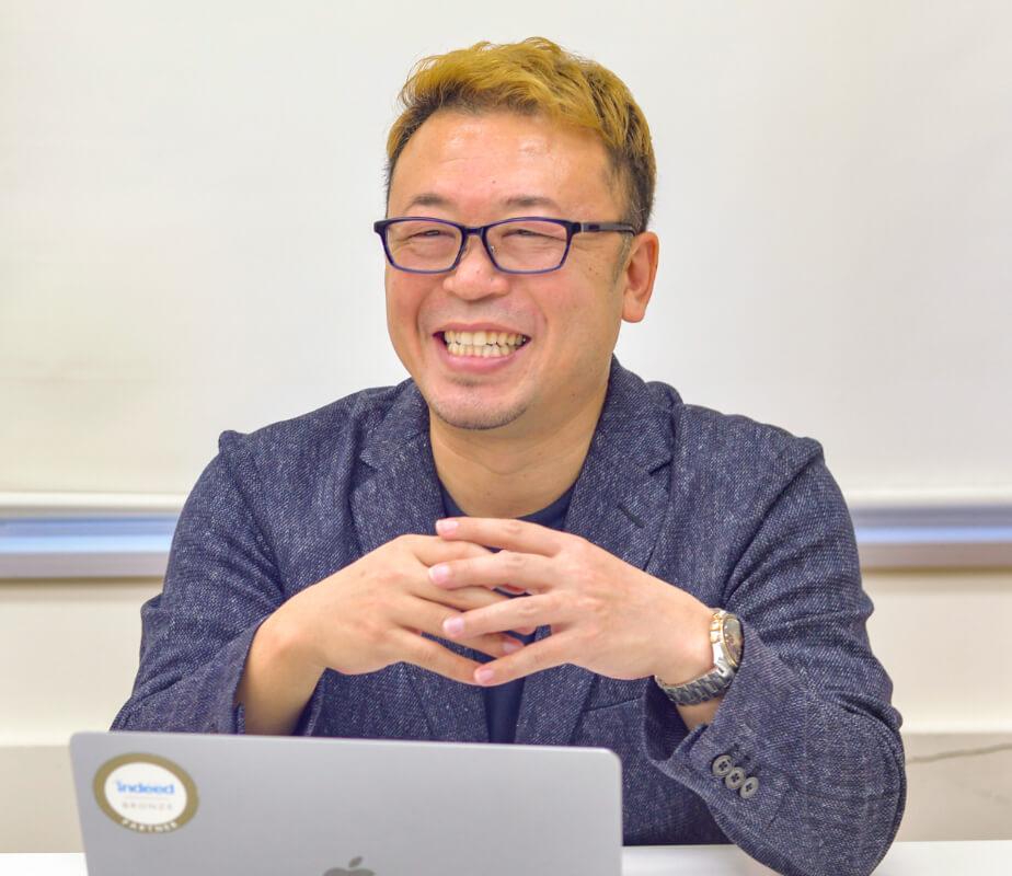 代表取締役 飯田憲幸